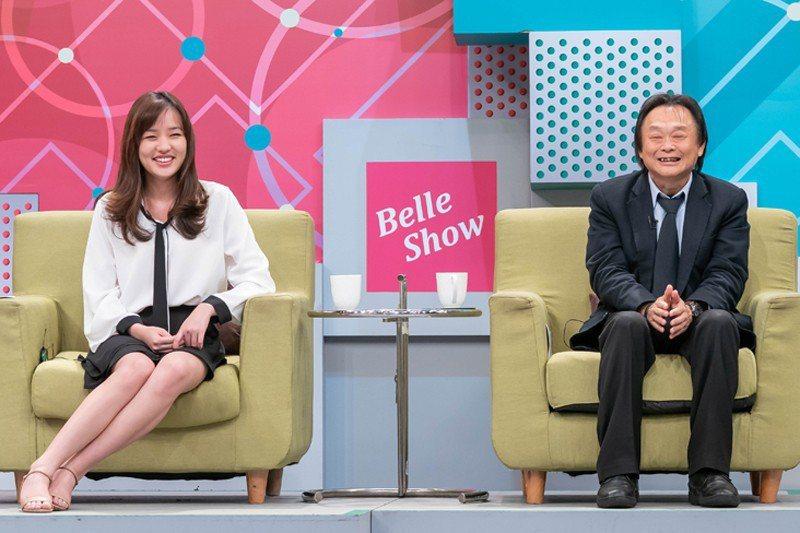 曾在議會與韓國瑜廝殺的王世堅,因韓國瑜女兒韓冰而一笑泯恩仇。 圖/聯合報系資料照、TVBS提供