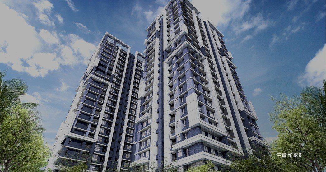 「新濠漾」以高CP值直接嘉惠給購屋族。 圖/新濠建設提供