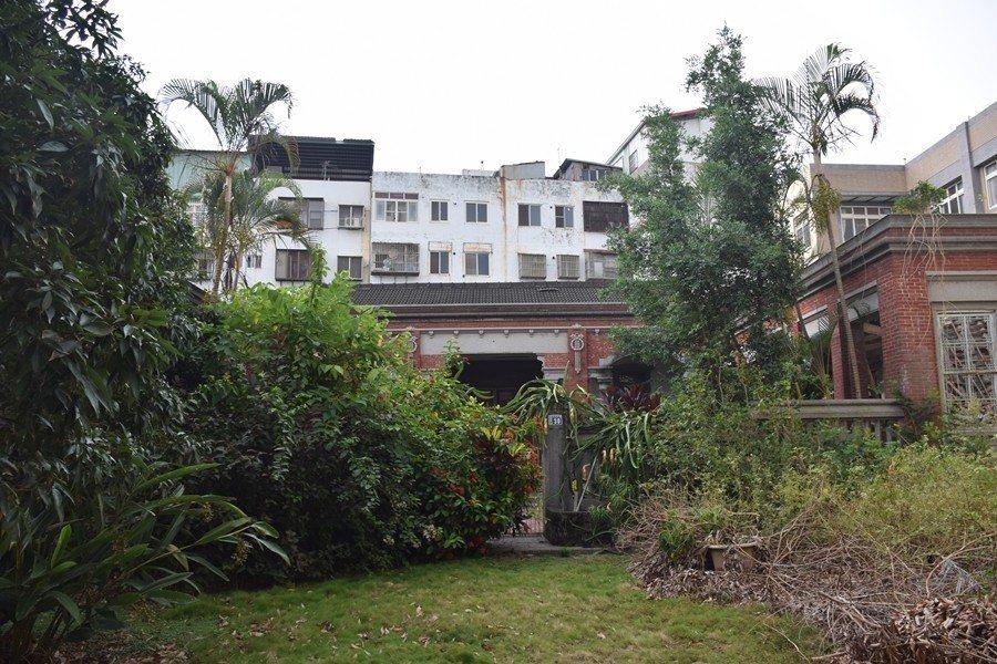 2014年間記錄下尚稱完整的神岡林宅(原林淑景宅)。 圖/作者提供