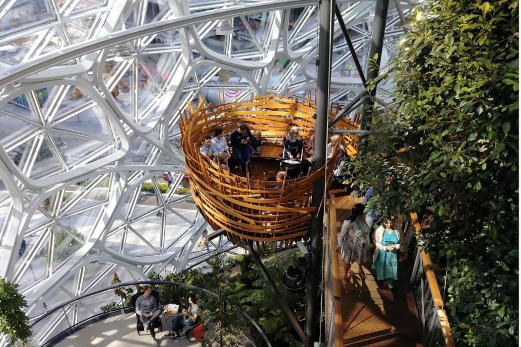 亞馬遜奇蹟:西雅圖新地標及無人商店