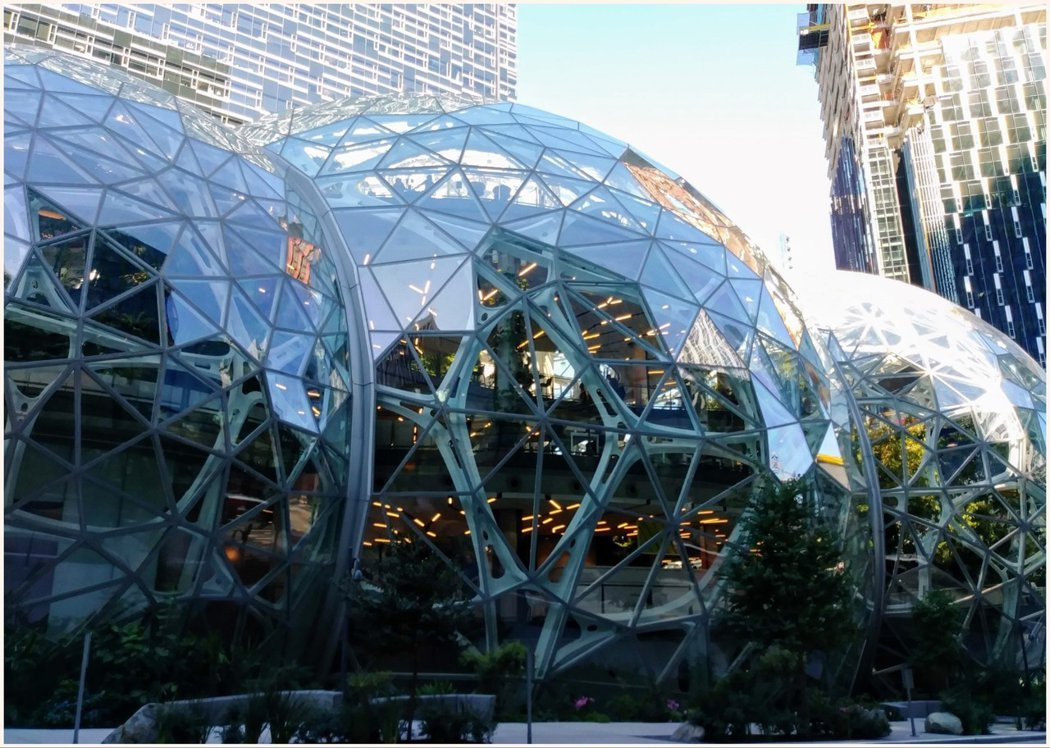 亞馬遜玻璃球