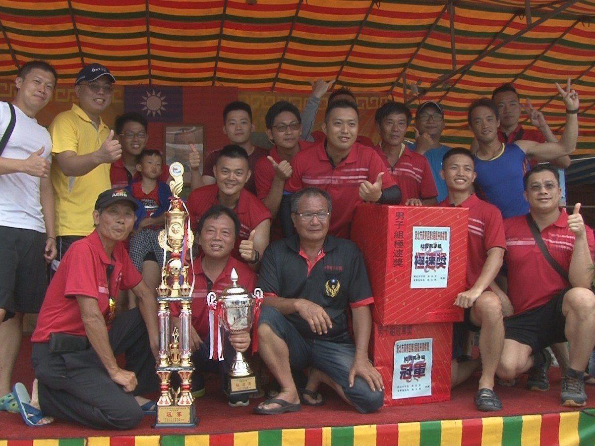 第九屆貢寮龍舟錦標賽,大贏家由消防局第六大隊拿下,包含男子組、女子組雙料冠軍。 ...