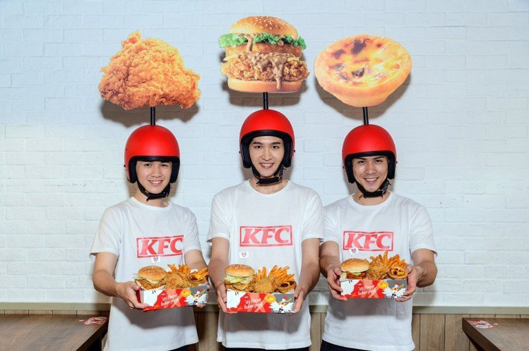 肯德基將於6/13在西門峨嵋餐廳推出快閃活動。圖/肯德基提供