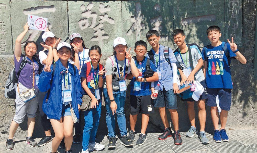 楚才盃得獎學生有機會赴陸參加頒獎營隊感受湖北之美,圖為武當山。 圖/教育事業部