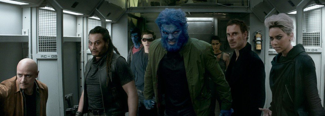 「X戰警:黑鳳凰」是「X戰警」系列的最終章,場面壯觀特效華麗。圖/福斯提供