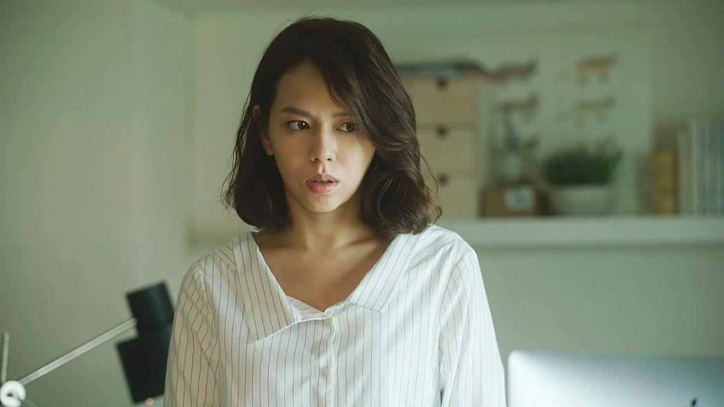 夏于喬在「噬罪者」中展現倔強女人味。圖/公視提供
