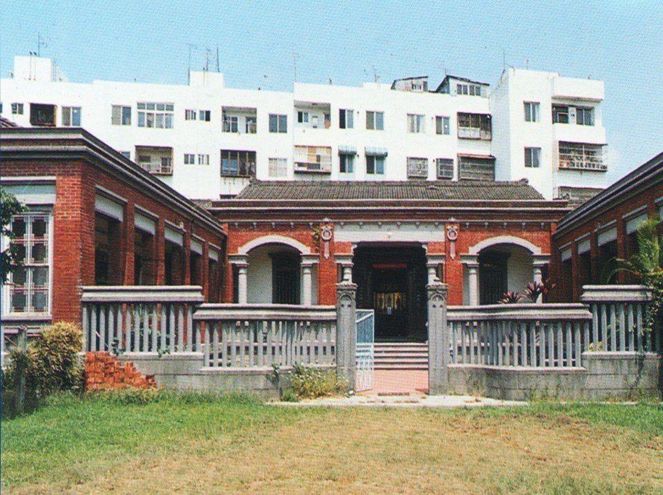 90年歷史台中神岡林淑景宅是日據時期高級私宅,多項文史調查都建議列古蹟。該圖取自...
