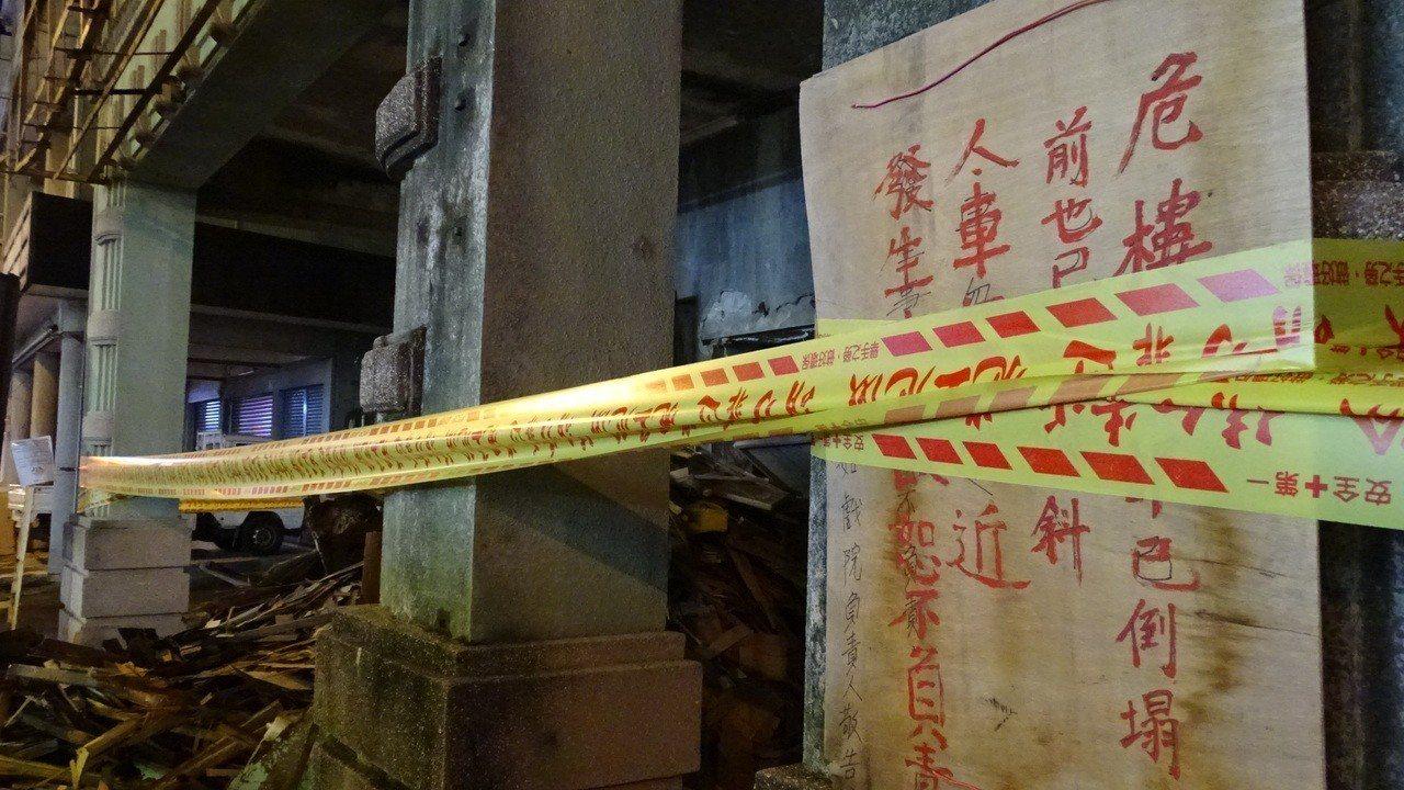 81年台南老戲院內部被拆 文化界質疑文資保存做半套