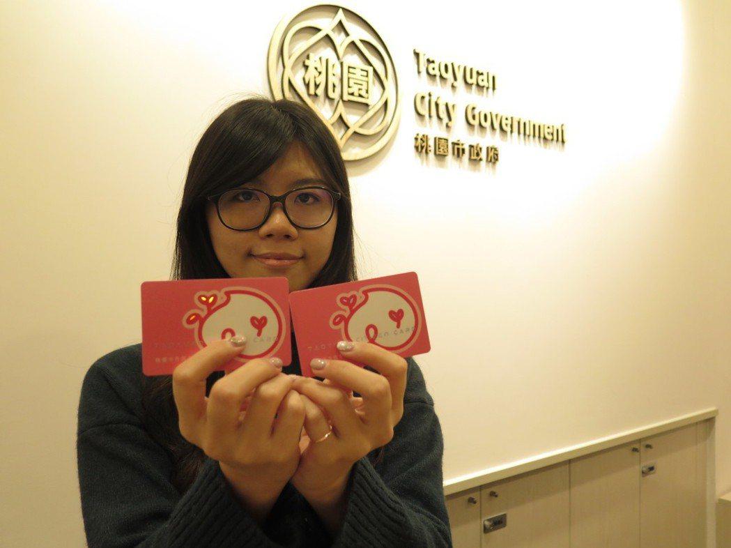 桃園市民卡發卡量近135萬張,市府研擬將在桃園就業的「準市民」納入市民卡申辦對象...
