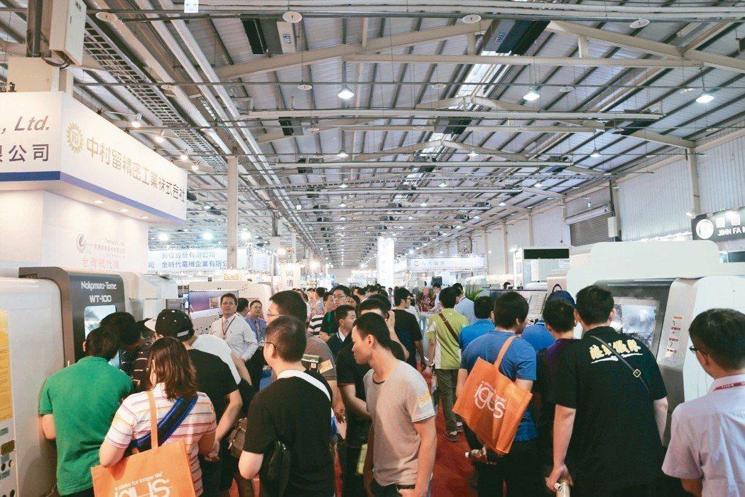 台中自動化展與塑橡膠工業展,往年均吸引眾多業者及台商回台與大批採購者蒞臨參觀。 ...