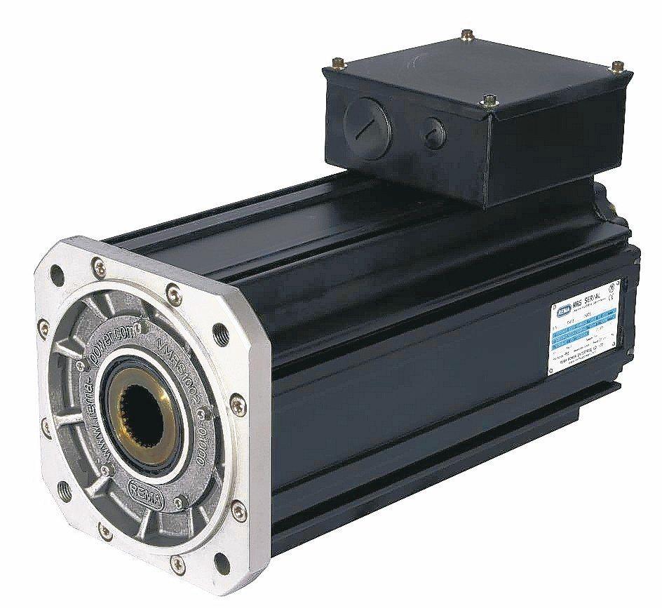 瑞明陳企業專業製造高效節電伺服馬達與驅動器。 瑞明陳/提供