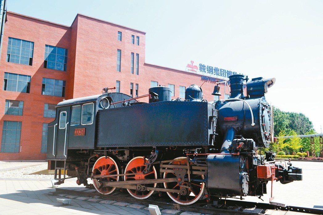 1919年運到大陸的「建設者」火車 特派員王玉燕/攝影