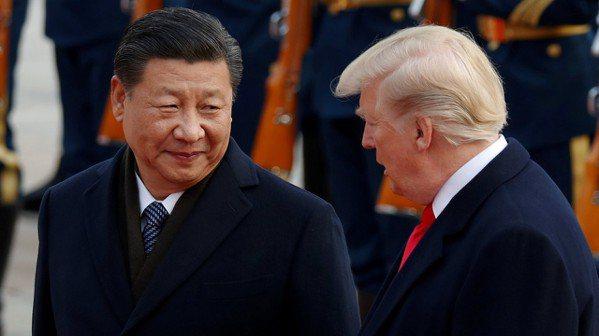 川普接受CNBC專訪表示,如果習近平不參加本月稍晚的G20峰會,美國對中國3,0...