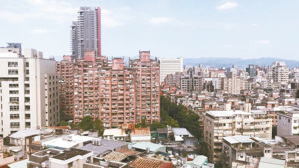 套房難賣,北市成重災區。 記者游智文/攝影