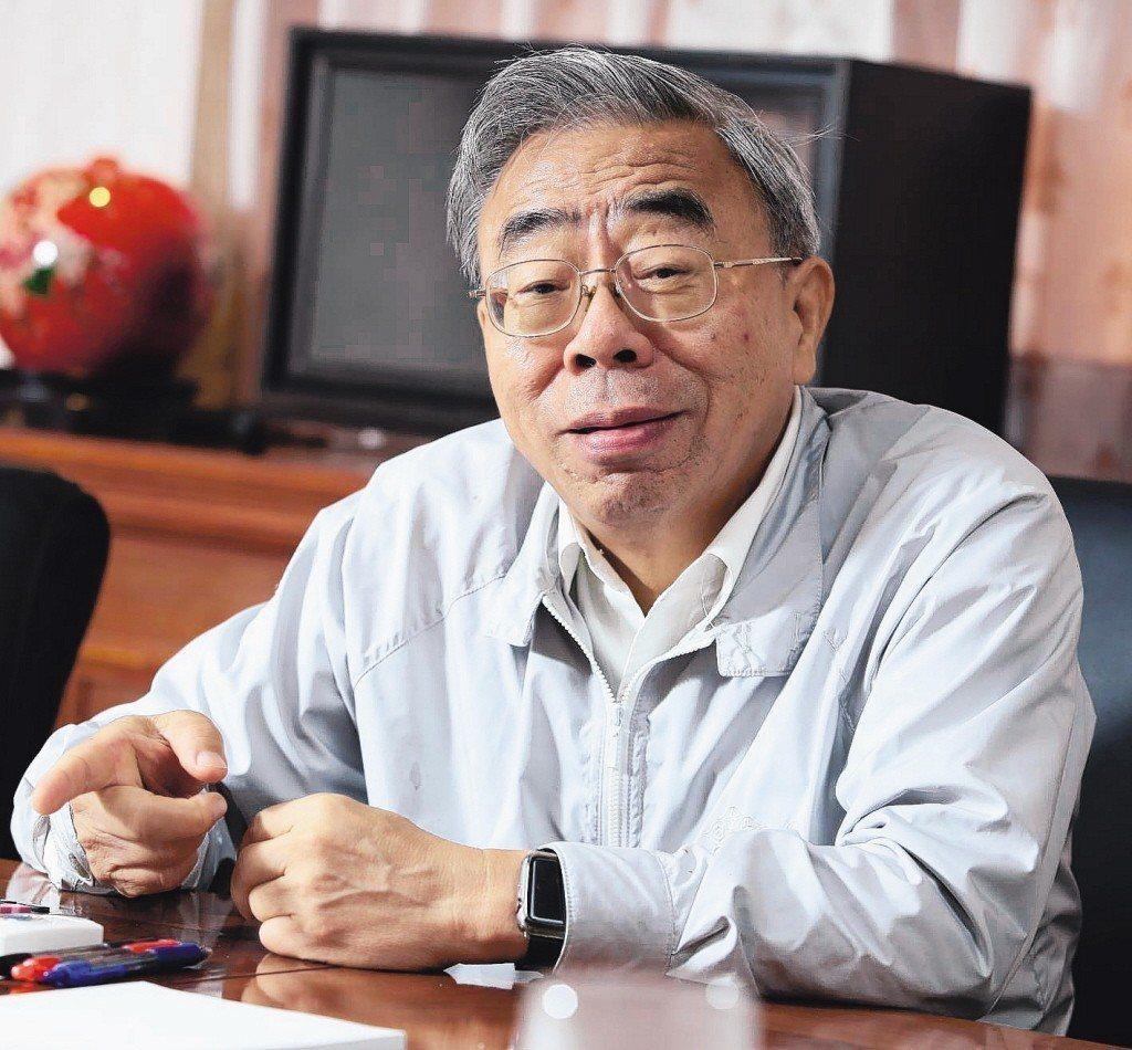 台塑集團總裁王文淵。 圖/聯合報系資料照片