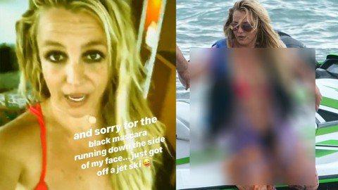 美國天后小甜甜布蘭妮(Britney Spears)這幾個月以來謠言滿天飛,除了傳出被迫住近神療養機構外,甚至還被狗仔直擊暴肥模樣,這讓她氣到出面怒斥,變胖是遭狗仔P圖,強調:「我現在瘦得像一根針」...