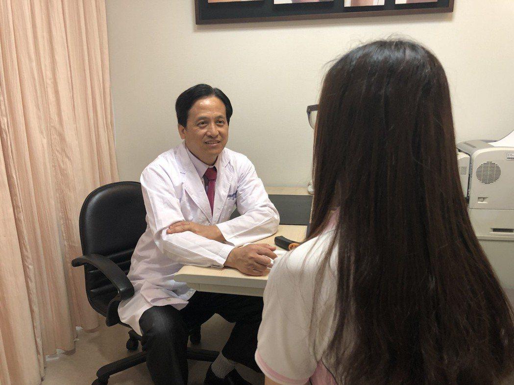 光田綜合醫院整形外科主任吳文宏表示,狐臭雖然不會危及生命,卻對病人的生活造成困擾...