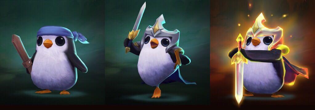 聯盟精靈也會和玩家一起參戰咆嘯深淵,在你大殺特殺時為你喝采!