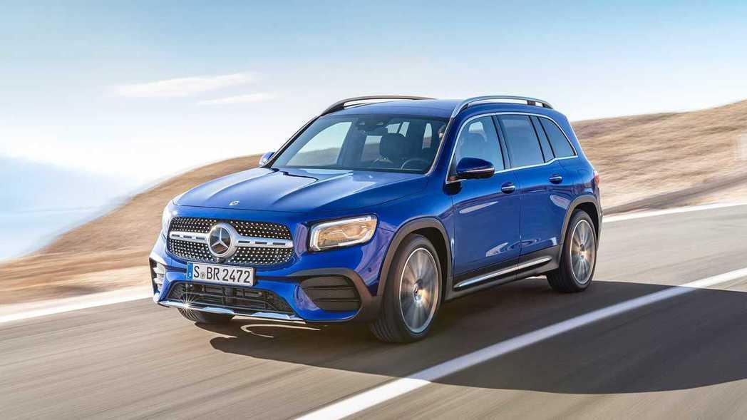 Mercedes-Benz GLB成為品牌NGCC小車軍團裡第八位成員。 摘自M...