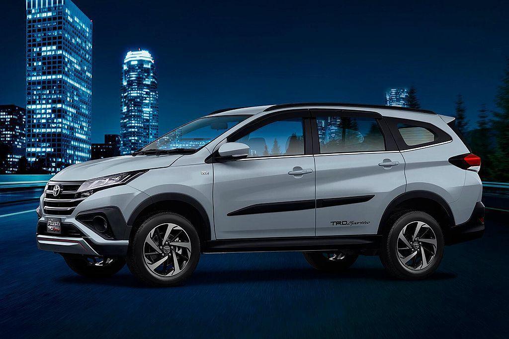 目前Toyota透過進口的模式導入Hilux、Vios、Rush等車到緬甸市場銷...