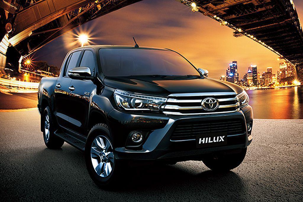 第八代Toyota Hilux皮卡車行銷全球180個市場、累積銷量超過1800萬...