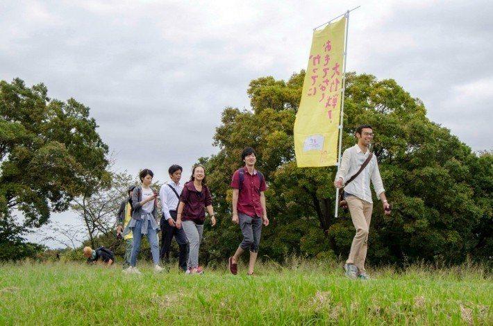 山崎亮於川崎市策劃的最新計畫「熱情好客大作戰」。 圖/かってにおもてなし大作戦