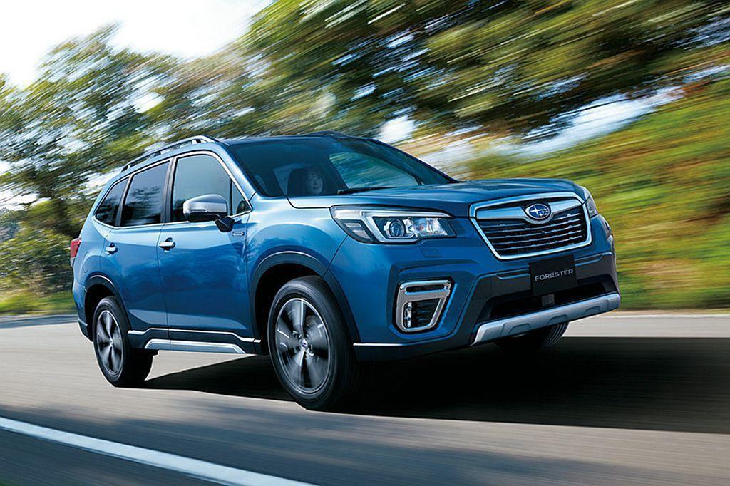 原廠提及Subaru Forester 2.0L e-BOXER複合動力在日本相...
