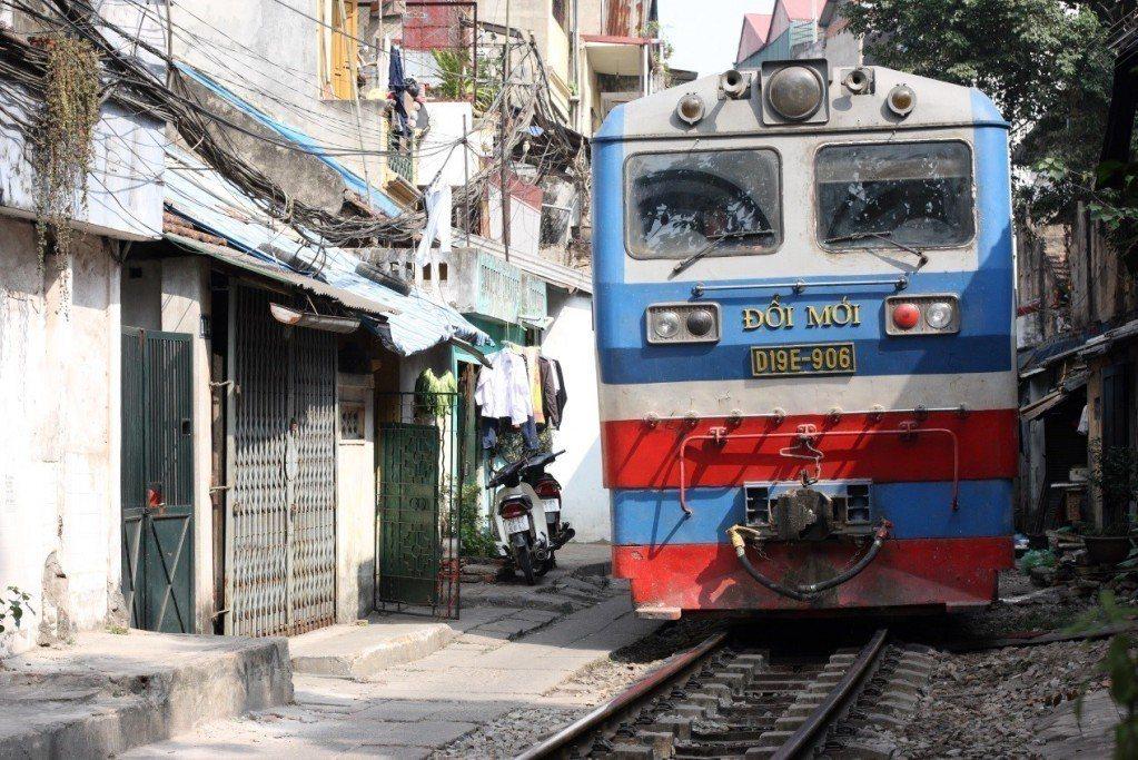 火車街 圖/Flickr