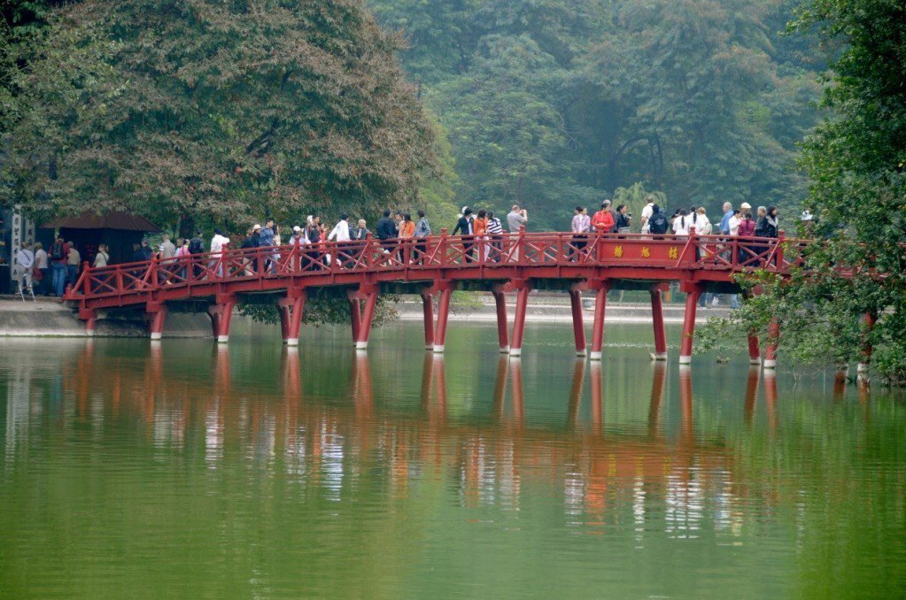 還劍湖 圖/Wikimedia