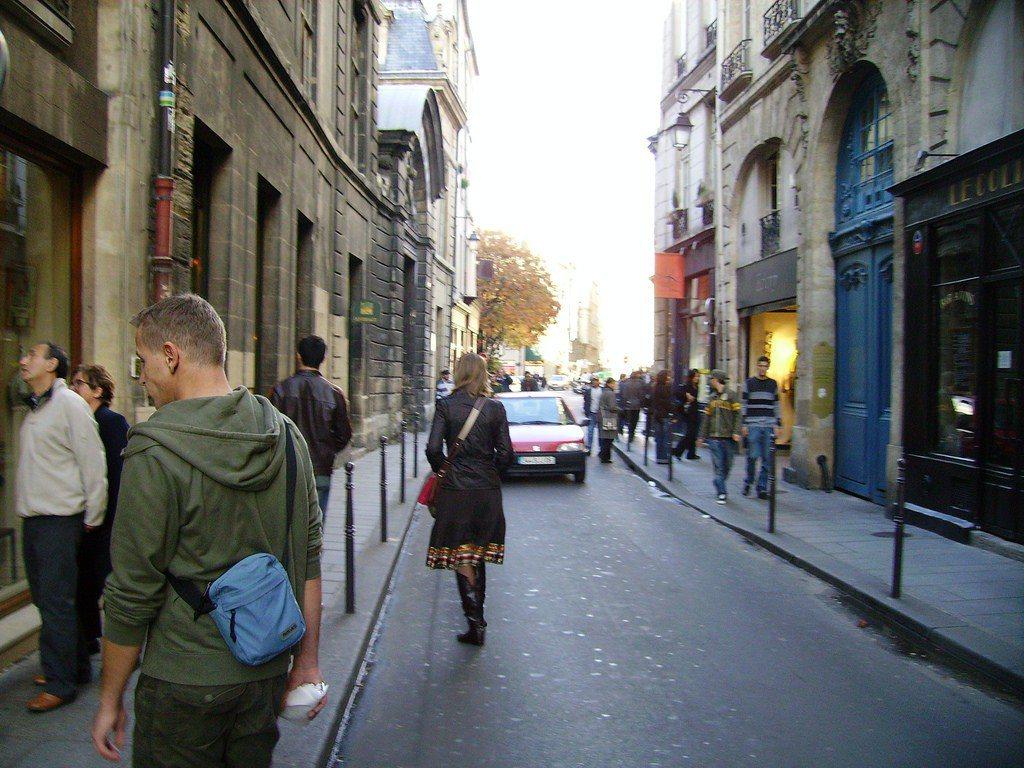 瑪黑區的小巷內 圖片來源Flickr@vivreabruxxl