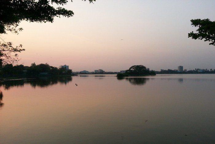 茵雅湖 圖/Wikimedia
