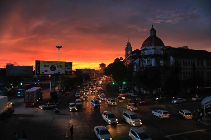 仰光Yangon 圖/Pexels