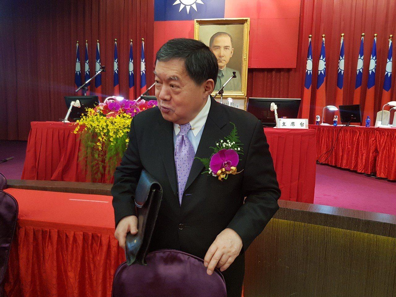 遠東集團總裁徐旭東今年股東會初登板,主持東聯股東會。記者曾仁凱/攝影