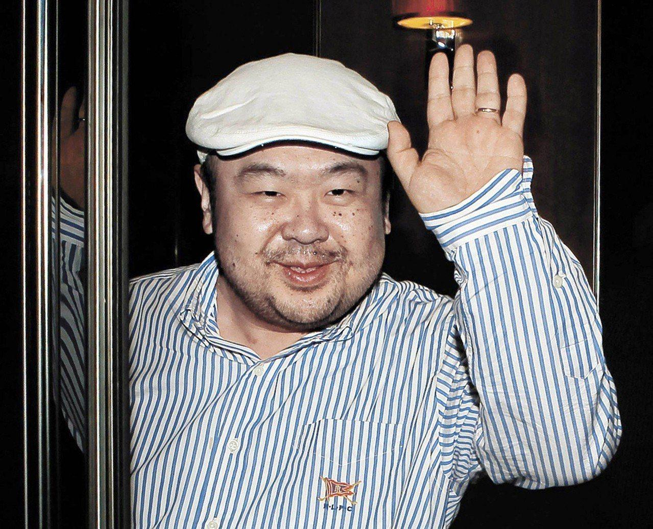 華爾街日報報導,北韓領導人金正恩已遭刺殺身亡的同父異母兄長金正男是美國中央情報局...