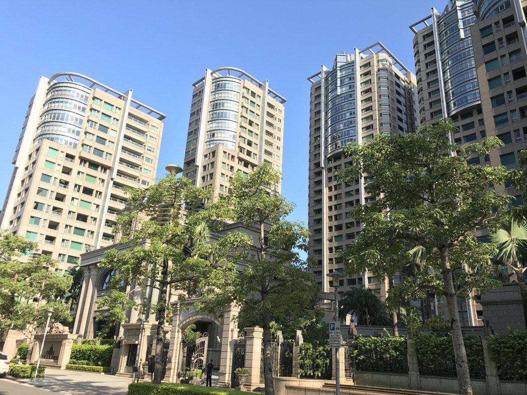 萊坊全球百大城市豪宅指數顯示,全球豪宅市場進入轉折點。記者游智文/攝影