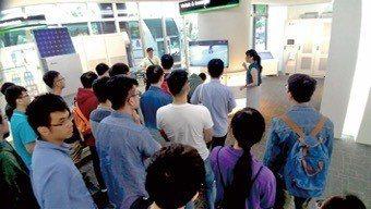 台達電子與1111人力銀行舉辦企業參訪,產學密切交流。