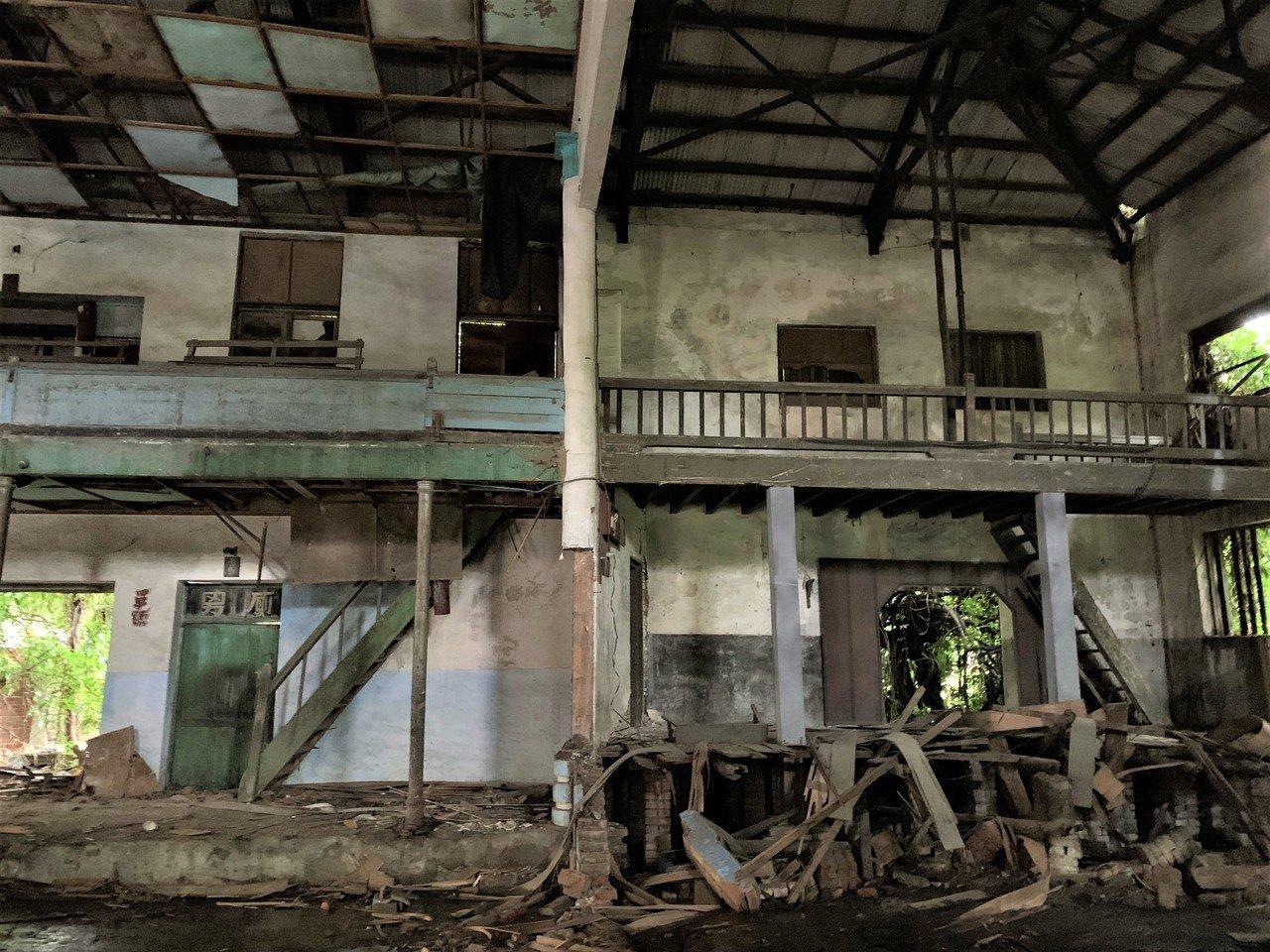 麻豆電姬老戲院內部被拆 南藝大:來不及紀錄令人扼腕