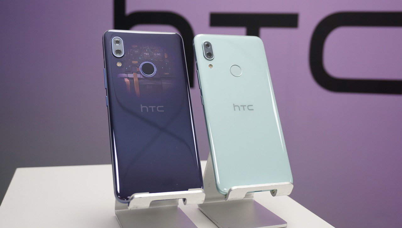 HTC U19e提供6G/128G,超凡紫與謙和綠兩色,建議售價14,900元。...
