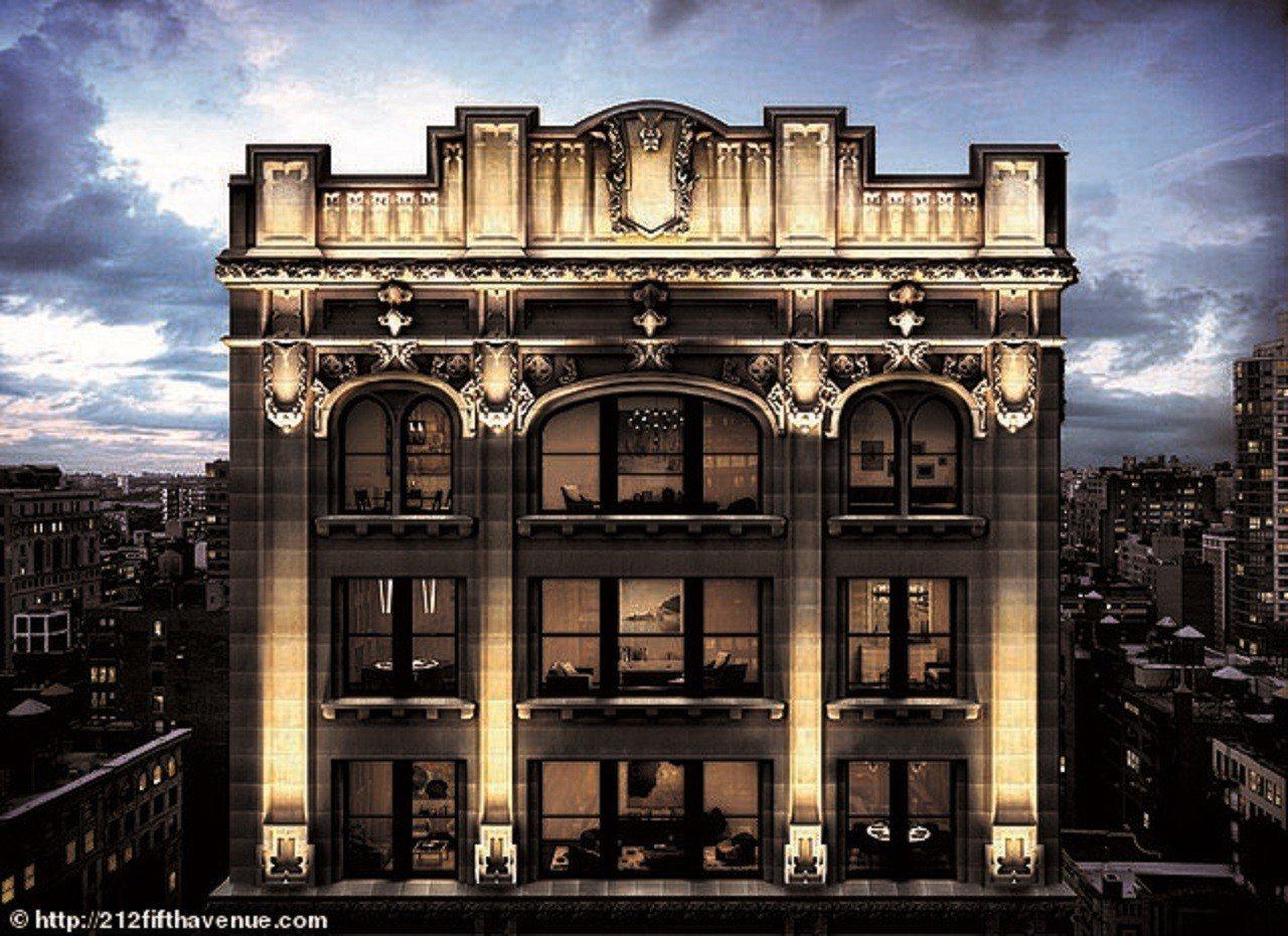 知情人士透露,4月離婚的亞馬遜執行長貝佐斯就要買下位於紐約市曼哈頓第五大道212...
