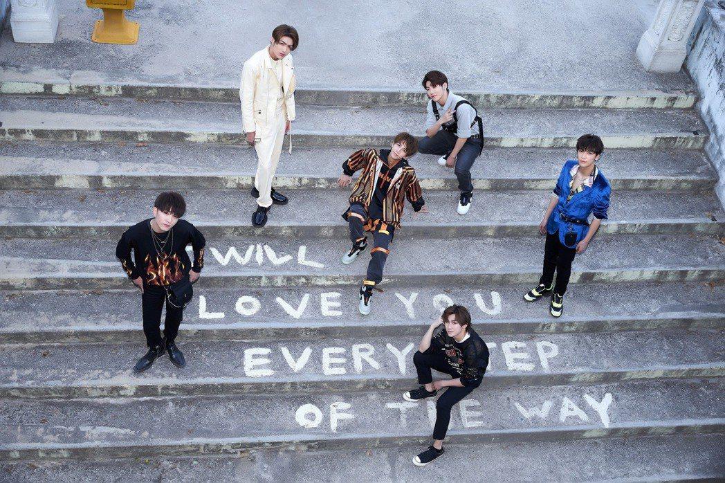 C.T.O推出數位單曲「LOVE YOU」。圖/環球提供