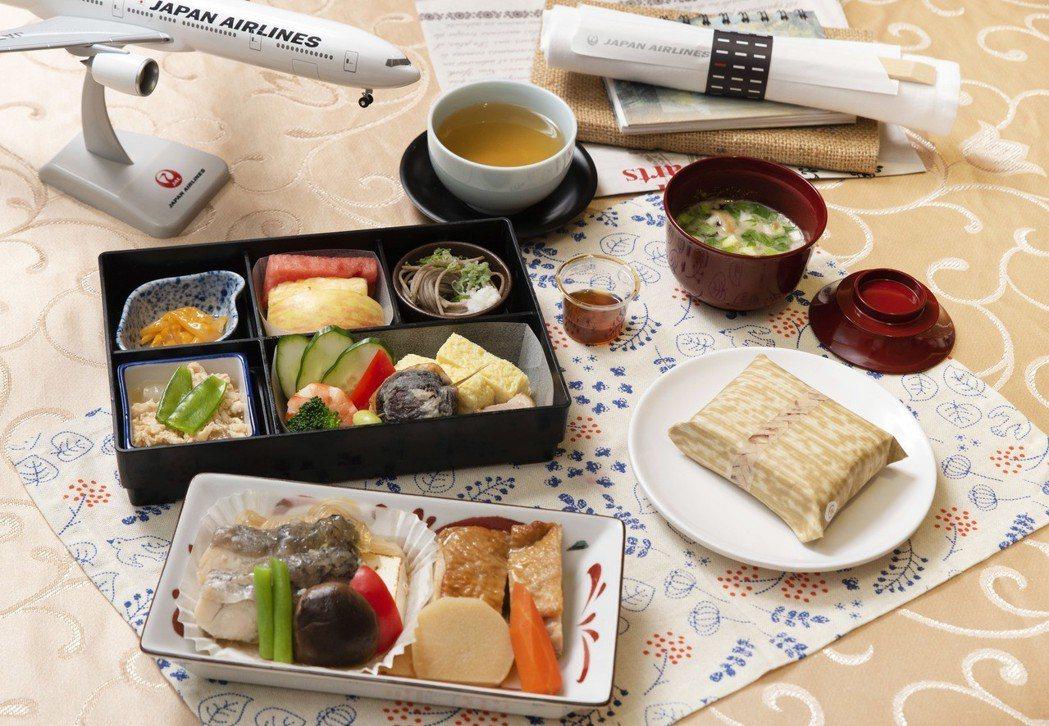 復興空廚航空餐。圖/復興空廚提供