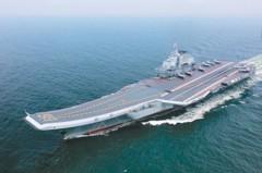 中國航母編隊再出第一島鏈 陸官媒:以後將是常態