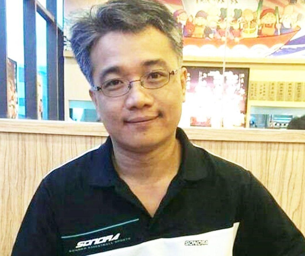 捲入毒品走私案的警官李哲銘。 圖/取自李哲銘臉書