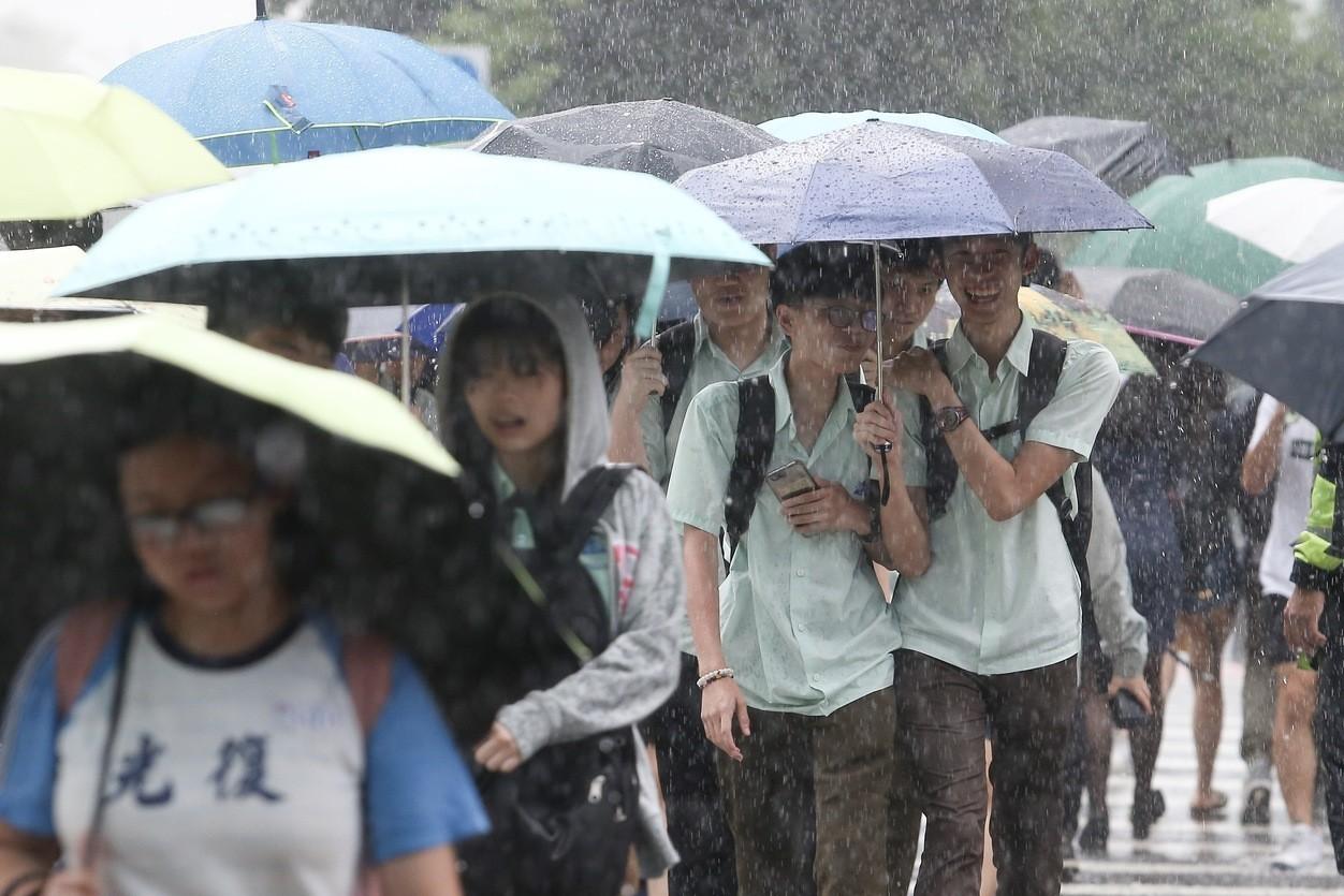 豪雨中場休息!一張圖看大雨這幾天怎麼下