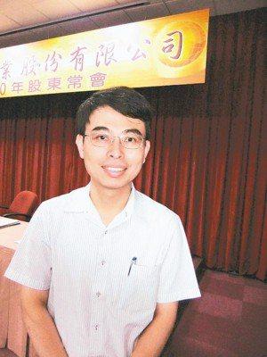 豐泰董事長王建弘 (本報系資料庫)