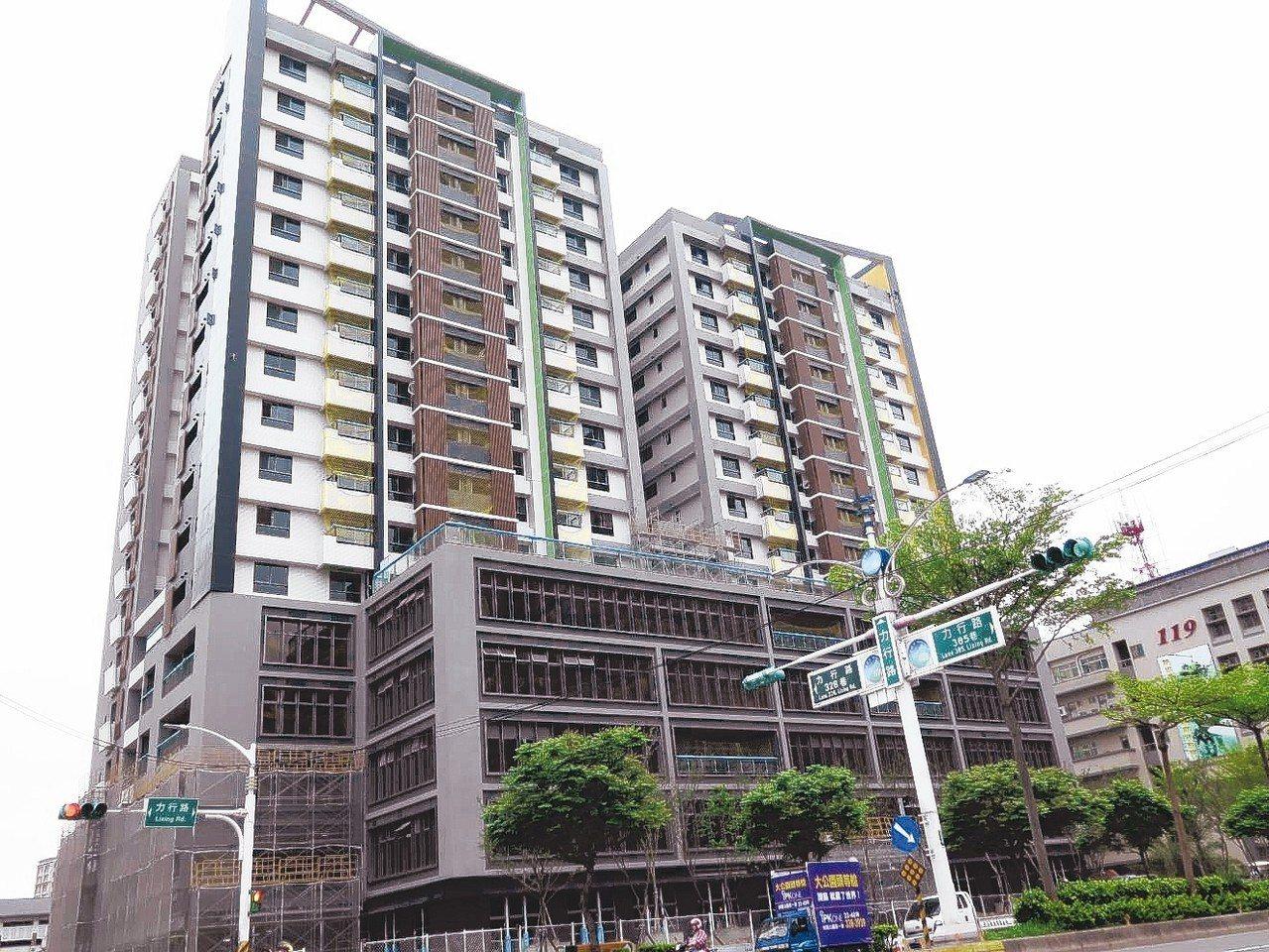財部將社宅納入促參法重大公建範圍。 本報系資料庫