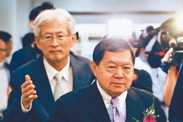 東聯昨天舉行股東會,董事長徐旭東出席。 記者陳柏亨/攝影