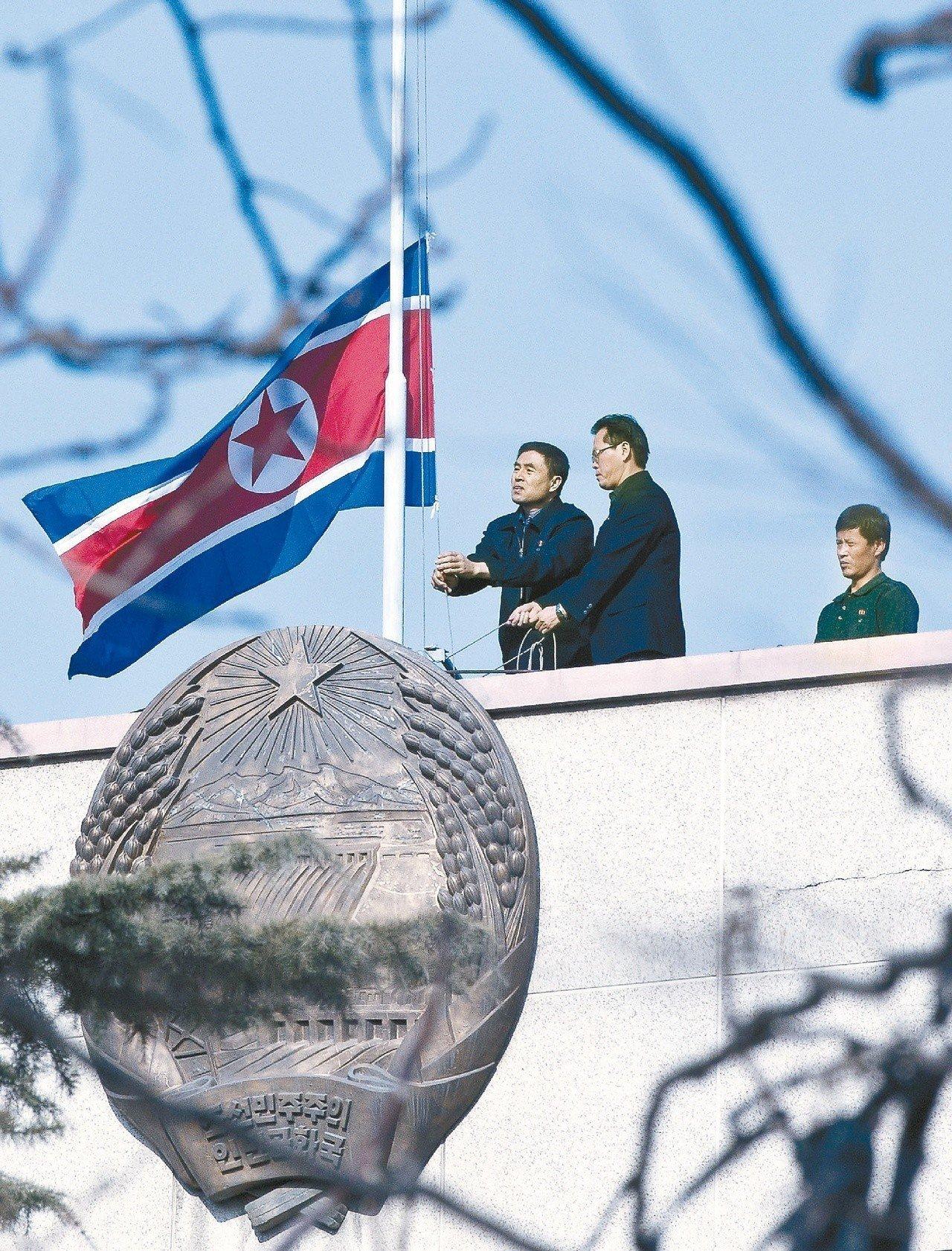 人權團體「轉型正義工作組」11日公布一份報告顯示,北韓境內公開處決的刑場竟多達3...