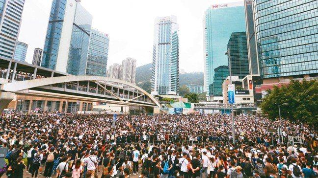 香港立法會今天排定審查俗稱「送中條例」的「2019年逃犯及刑事事宜相互法律協助法...