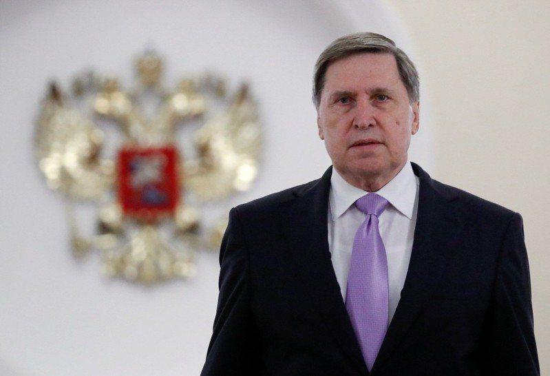 克里姆林宮幕僚鄂夏柯夫表示,川普與蒲亭在G20場合見面細節,雙方尚未討論。 路透社